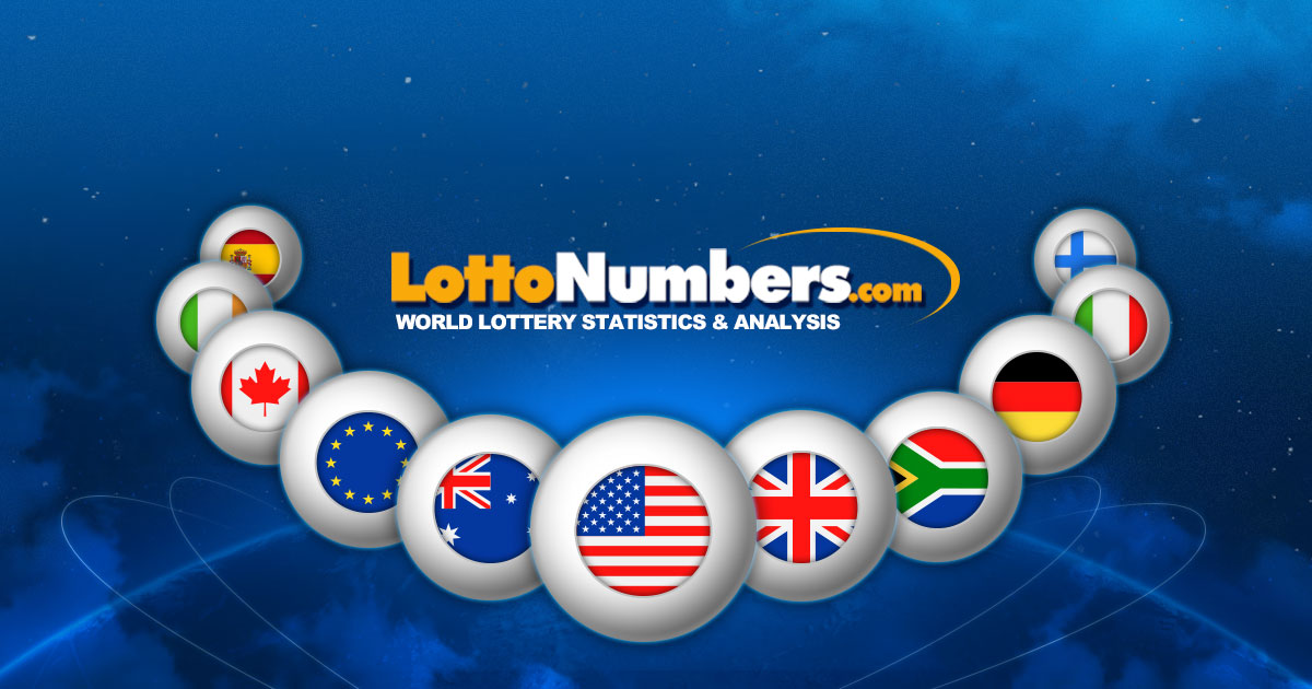 Latest Lotto Numbers | Most Recent Winning Numbers