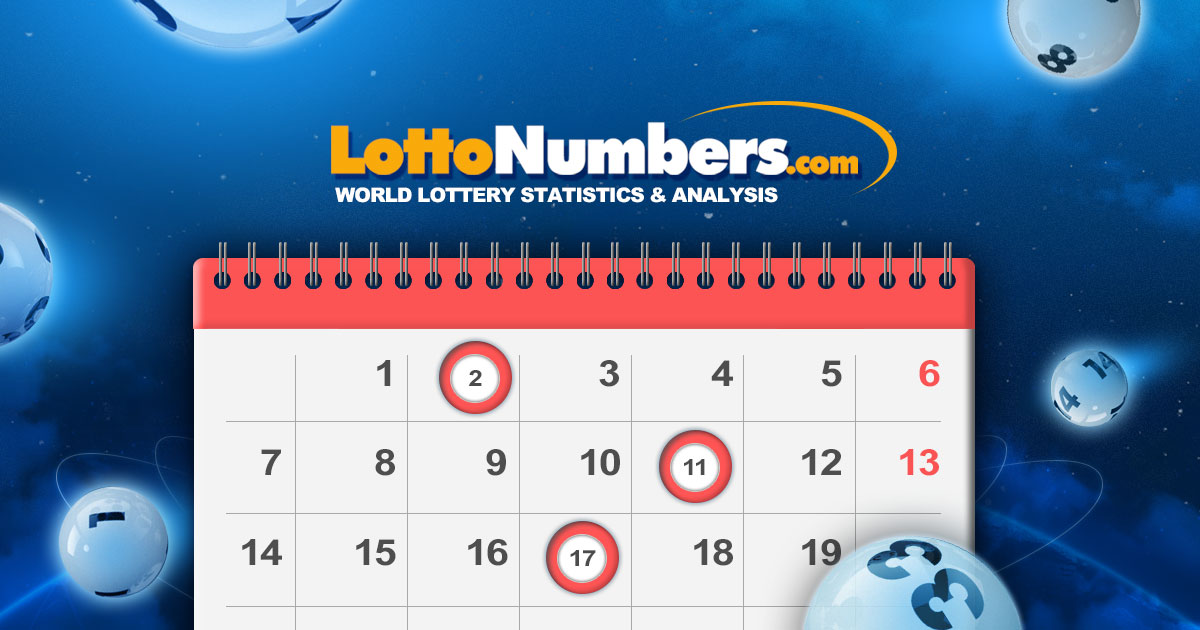 Lotto Draw Timetable | Find Out When Your Lotto Numbers Are