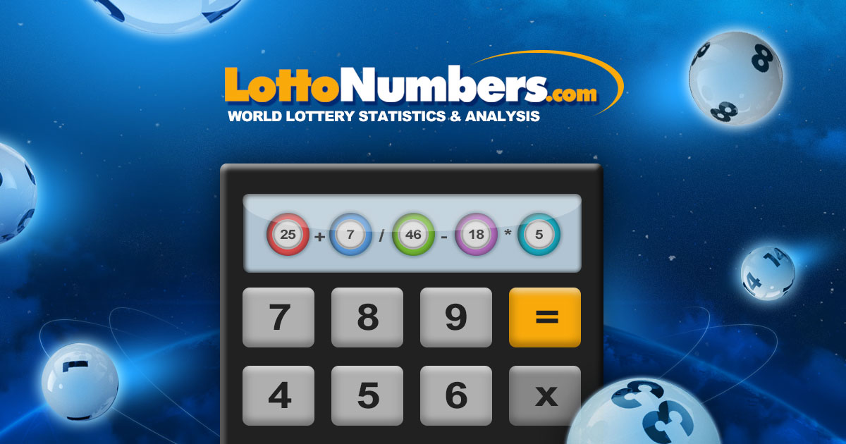 Lotto Odds Calculator