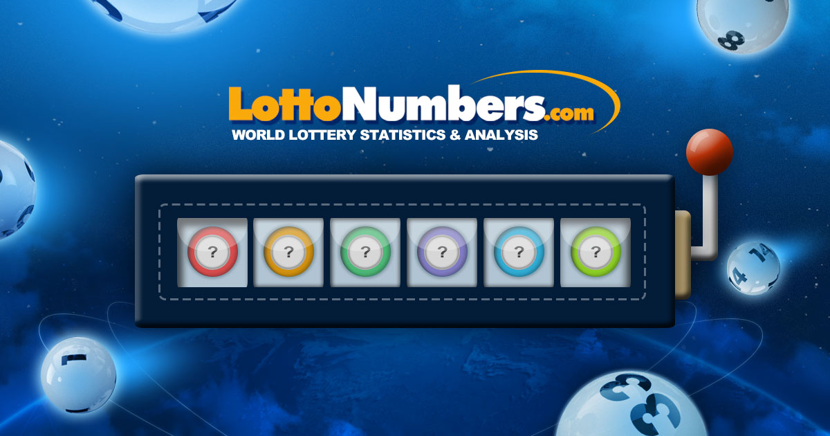 Australia Saturday Lotto Number Generator